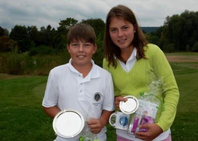 Die Sieger des Prince George Junior Race stammen aus der Familie Rauser